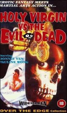 Holy Virgin vs. the Evil Dead - Cinéma Asiatique, Cinémas d'Asie et